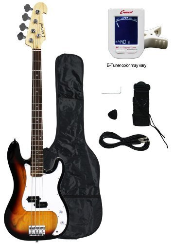 One Bass Guitar Brand Is The Crescent Electric Starter Kit It Very Affordable And Available Online For Purchase