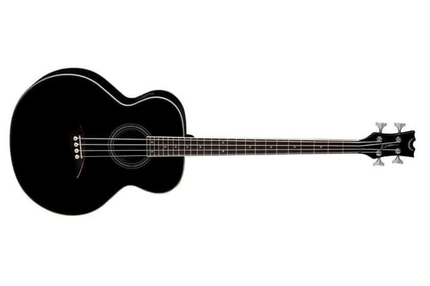 Dean Acoustic-Electric Bass, Classic Black Review
