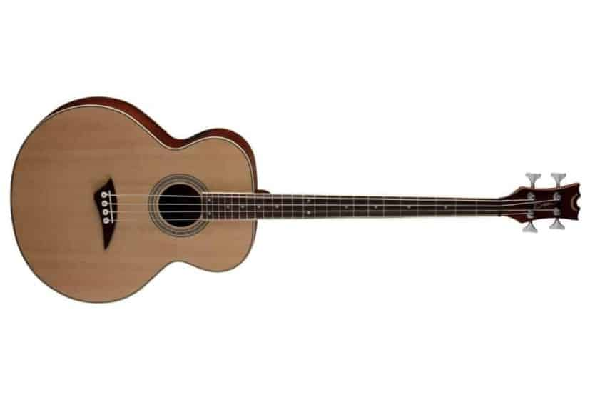 Dean EAB Acoustic-Electric Bass Guitar - Natural Review