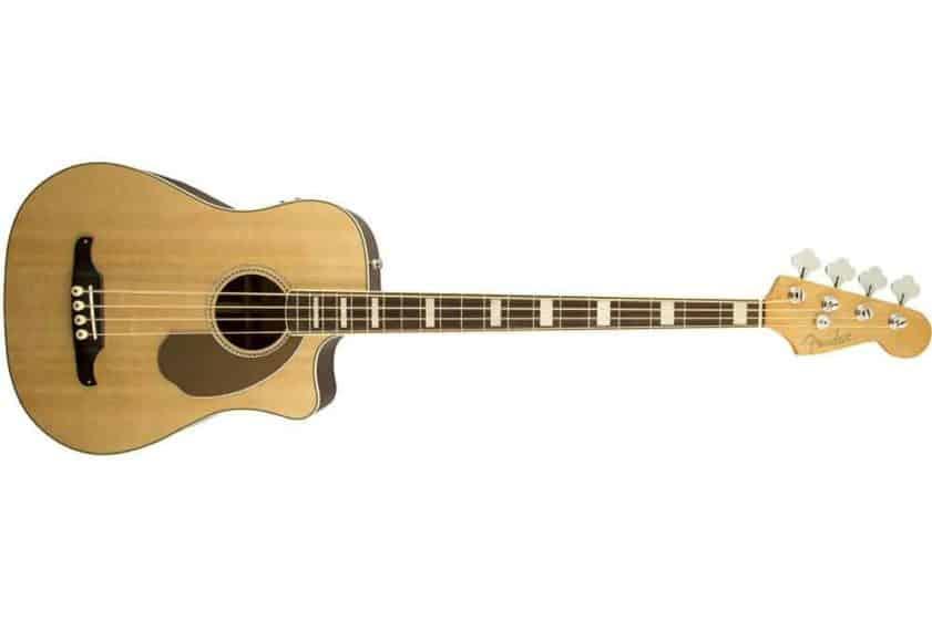 Fender Acoustic Guitars California KINGMAN BASS SCE NAT Review