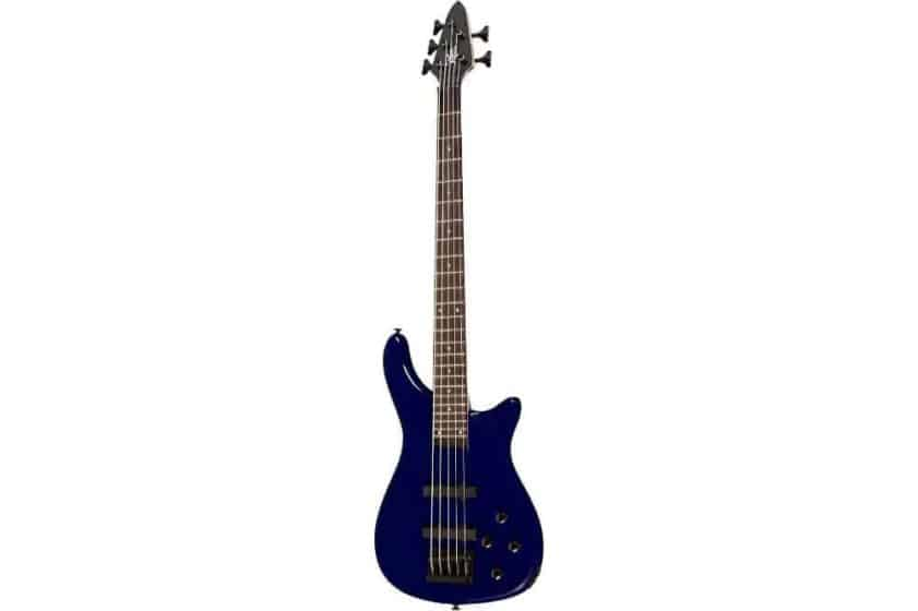 Rogue LX205B 5-String Series III Electric Bass Guitar Review