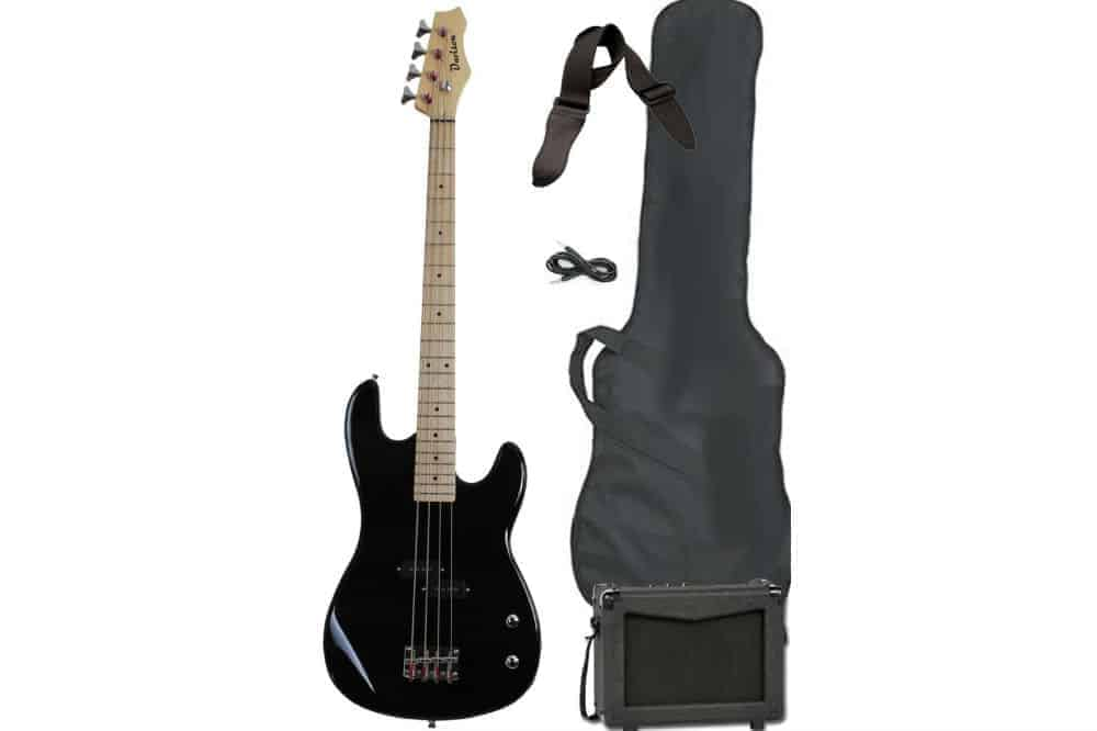 The Davison Guitars Full Size Electric Bass Guitar Review