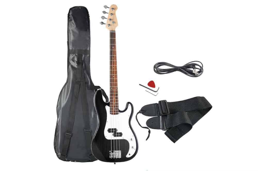 The Goplus Electric Bass Guitar Product Review