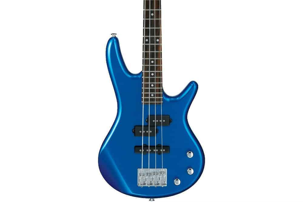 The Ibanez GSRM20 Mikro Short-Scale Bass Guitar Review